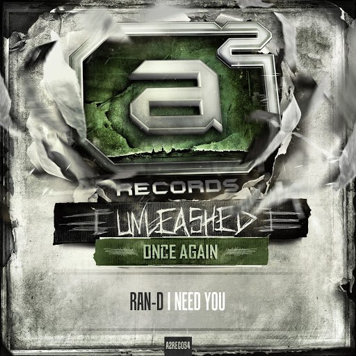 Ran-D альбом Ran-D - I Need You (Unleashed once again Album Sampler 001)