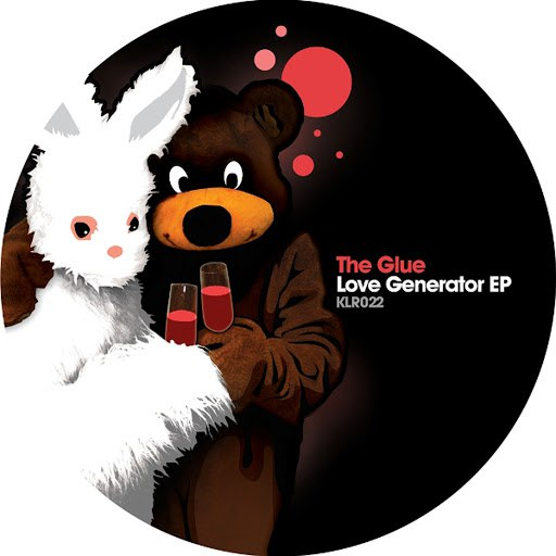 The Glue альбом Love Generator EP