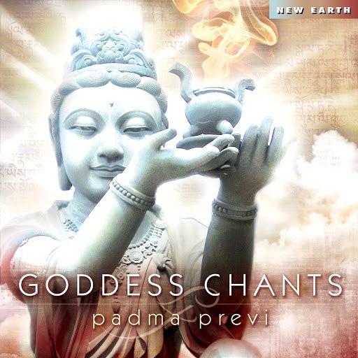Padma Previ альбом Goddess Chants