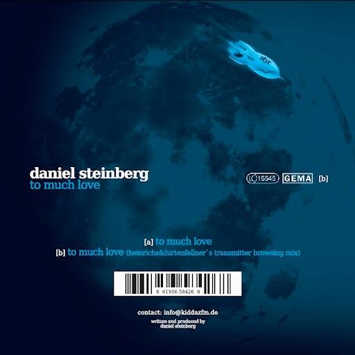 Daniel Steinberg альбом Too Much Love