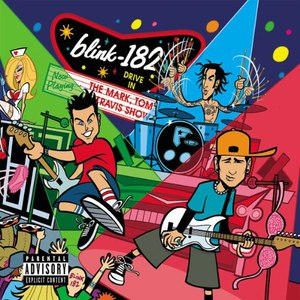 blink-182 альбом The Mark, Tom And Travis Show (The Enema Strikes Back)