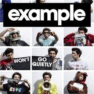 Example альбом Won't Go Quietly (Bonus Track + Video Version)