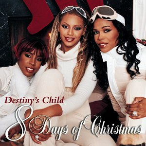 Destiny's Child альбом 8 Days of Christmas