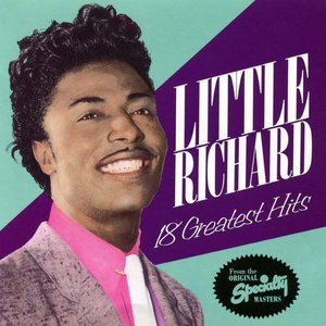 Little Richard альбом 18 Greatest Hits