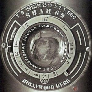 Sham 69 альбом Hollywood Hero