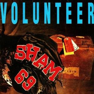 Sham 69 альбом Volunteer