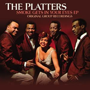 The Platters альбом Smoke Gets In Your Eyes EP