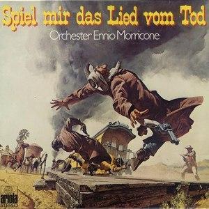 Ennio Morricone альбом Spiel mir das Lied vom Tod