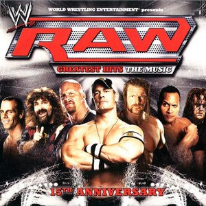 WWE альбом RAW Greatest Hits The Music