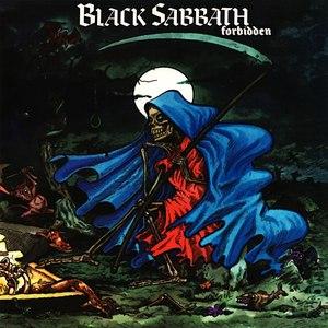 Black Sabbath альбом Forbidden