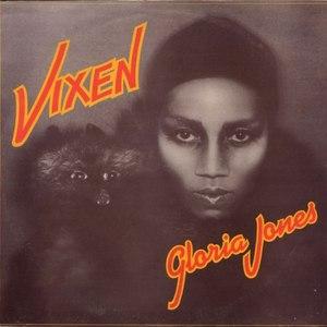 Gloria Jones альбом Vixen