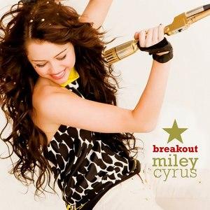 Miley Cyrus альбом Breakout