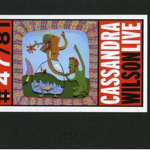 Cassandra Wilson альбом Live