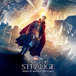 Michael Giacchino альбом Doctor Strange (Original Motion Picture Soundtrack)