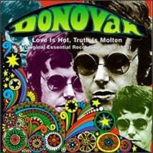 Donovan альбом Love Is Hot, Truth Is Molten