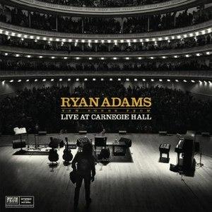 Ryan Adams альбом Ten Songs from Carnegie Hall