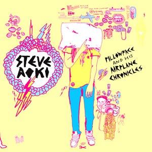 Steve Aoki альбом Pillowface And His Airplane Chronicles
