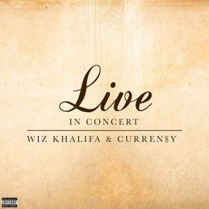 Wiz Khalifa альбом Live In Concert EP