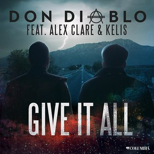 Don Diablo альбом Give It All