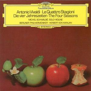Antonio Vivaldi альбом Le quattro stagioni