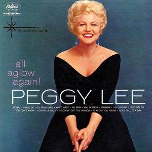 Peggy Lee альбом All Aglow Again!