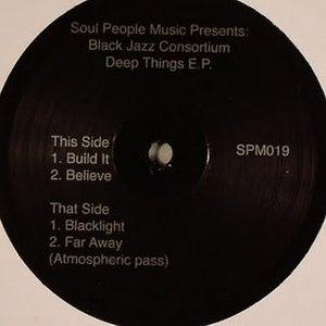 black jazz consortium альбом Deep Things E.P.