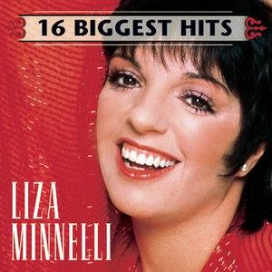 Liza Minnelli альбом 16 Biggest Hits