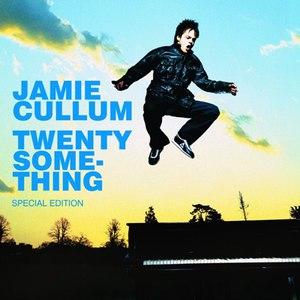 "Jamie Cullum альбом Twentysomething (Special Edition, with bonus track ""God Only Knows"")"