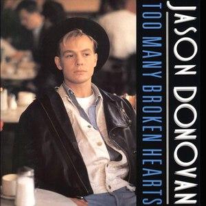 Jason Donovan альбом Too Many Broken Hearts