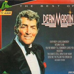 Dean Martin альбом The Best of Dean Martin