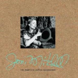 Joni Mitchell альбом The Complete Geffen Recordings
