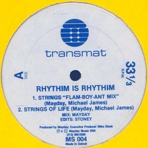 Rhythim is Rhythim альбом Strings of life