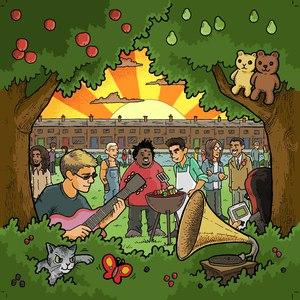 Dan Bull альбом The Garden