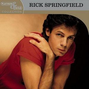 Rick Springfield альбом Platinum & Gold Collection