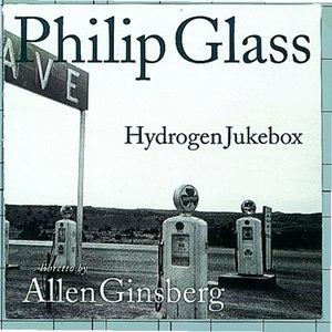 Philip Glass альбом Hydrogen Jukebox