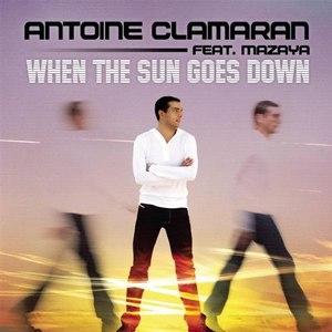 Antoine Clamaran альбом When The Sun Goes Down