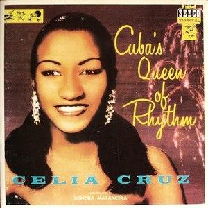 Celia Cruz альбом La Reina del Ritmo Cubano
