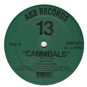 13 альбом Slow Burning b/w Cannibals