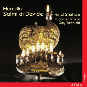 Benedetto Marcello альбом Marcello: Psalms of David