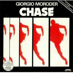 Giorgio Moroder альбом The Chase