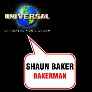 Shaun Baker альбом Bakerman