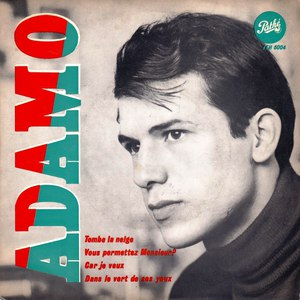 Salvatore Adamo альбом Tombe la Neige