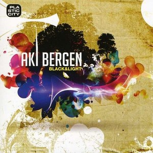 Aki Bergen альбом Black & Light