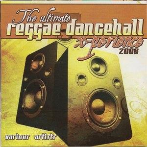 Richie Spice альбом The Ultimate Reggae Dancehall X-perience 2008