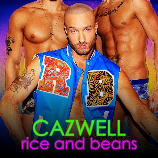 Cazwell альбом Rice and Beans