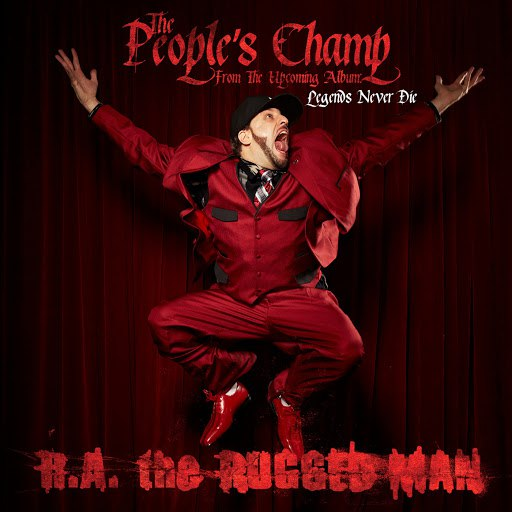 R.A. The Rugged Man альбом The People's Champ
