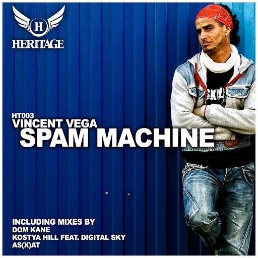 Vincent Vega альбом Spam Machine
