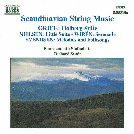 Bournemouth Sinfonietta альбом Scandinavian String Music