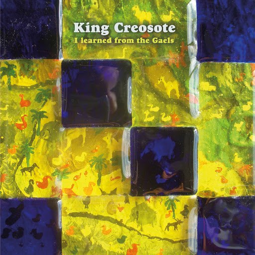 King Creosote альбом I Learned From The Gaels