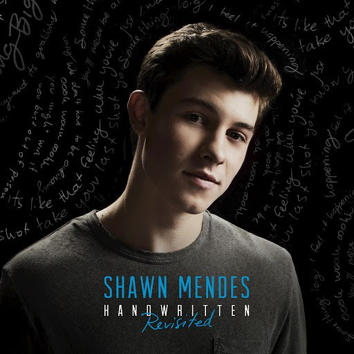 Shawn Mendes album Handwritten (Revisited)